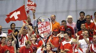 Tennis - Coupe Davis 2019: la Suisse officiellement qualifiée pour le 1er tour