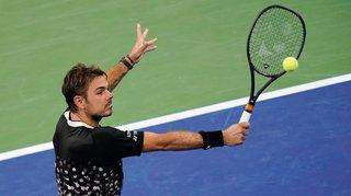 Tennis - Tournoi ATP de St-Petersbourg: Wawrinka domine Bedene en deux sets et file en 8e de finale