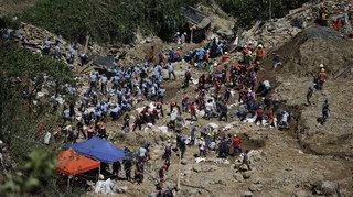 Philippines: le bilan du typhon Mangkhut s'alourdit à 81 morts