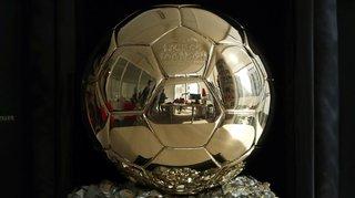 Football: le ballon d'or sera remis le 3 décembre avec deux nouveaux prix inédits