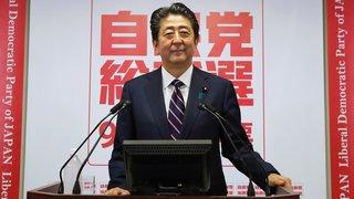 L'étonnante longévité de Shinzo Abe