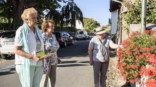 A Saint-Prex, les jurés ont scrupuleusement noté les balcons fleuris