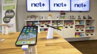 Net + élu meilleur opérateur mobile selon bonus.ch