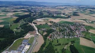 Réouverture de la RC 177 entre Cossonay et Aclens plus tôt que prévu