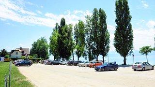 Préverenges: le parking de la plage sera déplacé