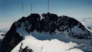 Zermatt: un artiste zurichois rebaptise la Pointe Dunant pour protester contre les exportations d'armes