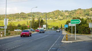 La question du jour: pourquoi la bretelle d'autoroute de Rolle était-elle fermée?