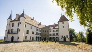 Allaman: le château a été racheté par la banque qui avait prêté une partie des fonds