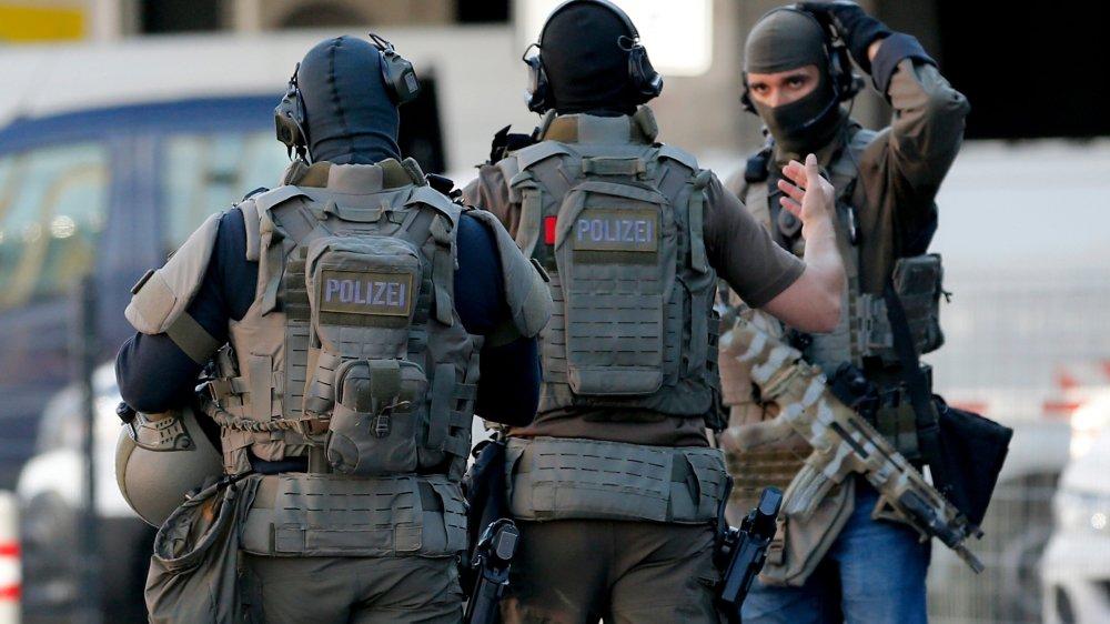 Mise en place d'un réseau terroriste déjouée