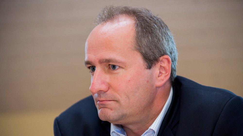 Gilles Davoine, municipal des finances, dénonce un problème de timing du côté du canton.