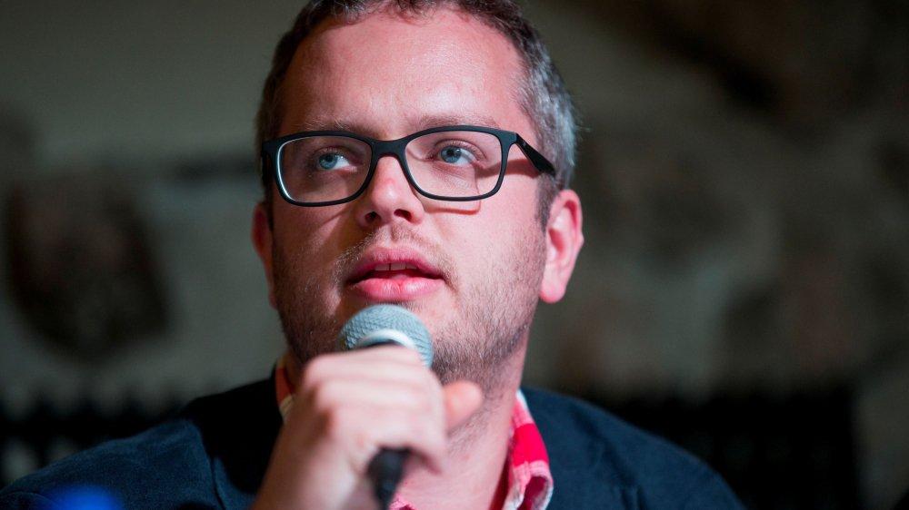 """Raphael Mahaim estime que """"l'actualité soulève des questions légitimes""""."""