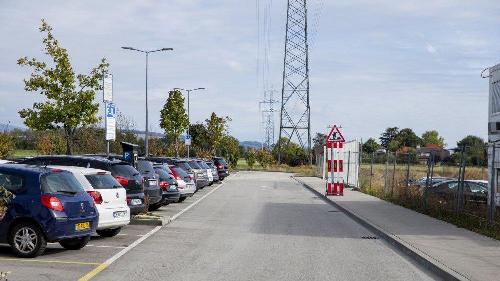 Un crédit d'étude a été voté pour le tronçon giratoire de la Gravette-Route de Saint-Cergue