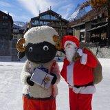 Wolli et la Saint-Nicolas à Zermatt