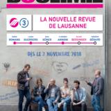 M3 - La nouvelle Revue de Lausanne
