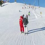 Tour guidé à ski