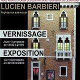 Façades en bas-relief de Lucien Barbieri