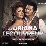 ADRIANA LECOUVREUR opéra de Francesco Cilea