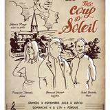 Jean Villard-Gilles par le trio Coup d'Soleil