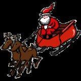 Tournée du Père Noël