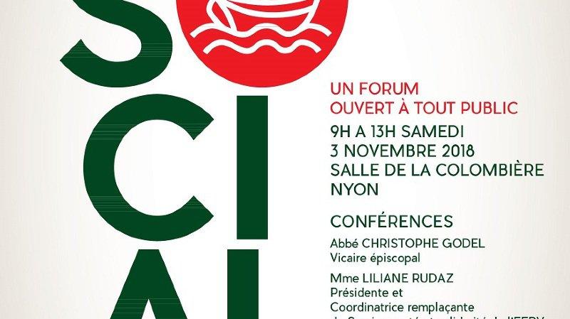 Forum ASOLAC - L'œcuménisme dans le social