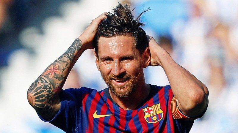 Football: Messi cofinance un centre de cancérologie pour enfants à Barcelone