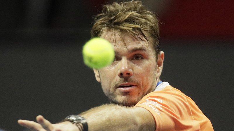 Tennis: Wawrinka sorti par Shapovalov au 2e tour à Tokyo