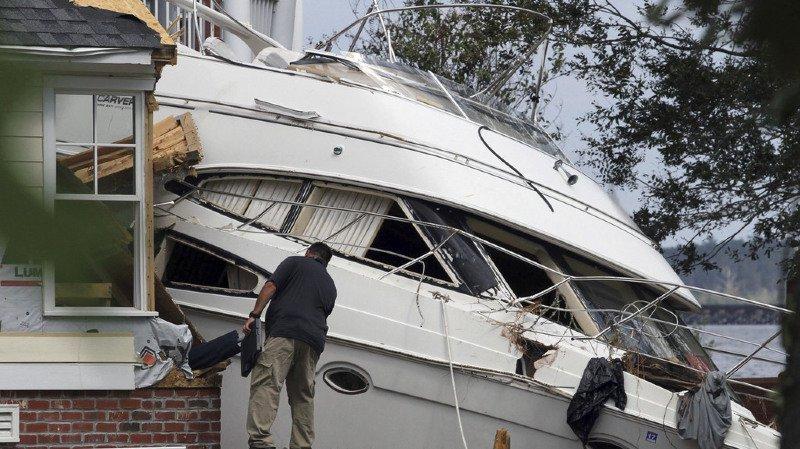 Une facture à 1,1 milliard de dollars pour les dommages liés aux catastrophes naturelles