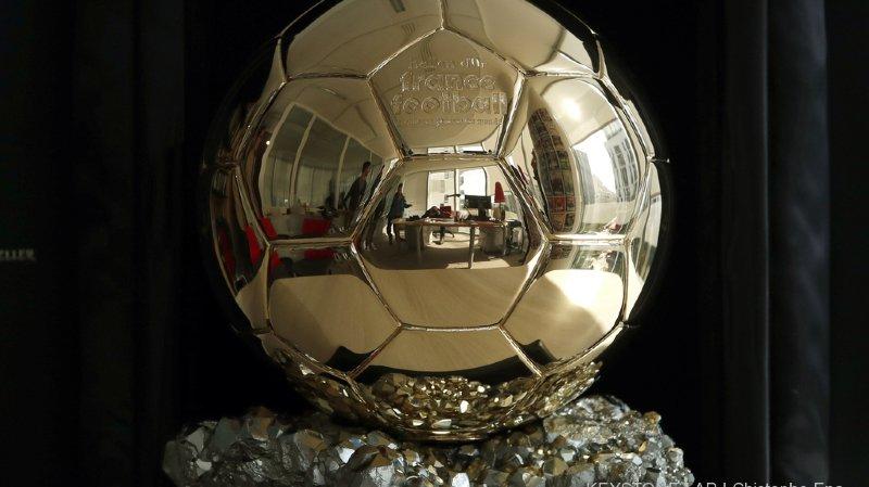 Ballon d'Or: la liste des 30 finalistes avec des Français et des Madrilènes en force