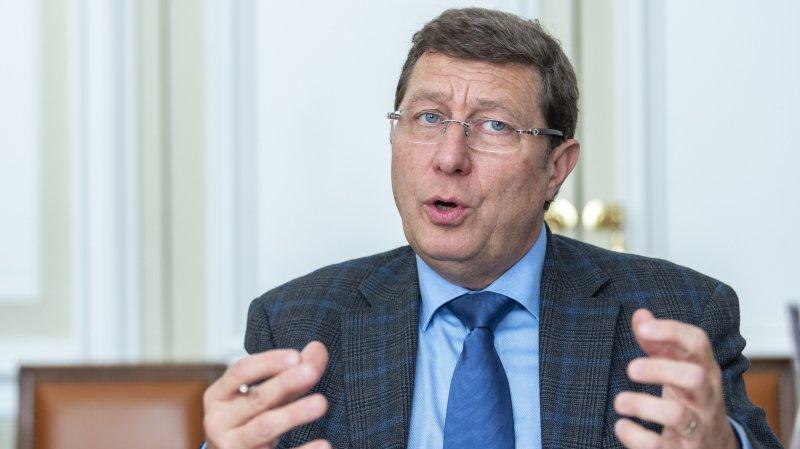 Le conseiller d'Etat genevois, Mauro Poggia, a annoncé que le personnel soignant non vacciné devrait se faire tester régulièrement.