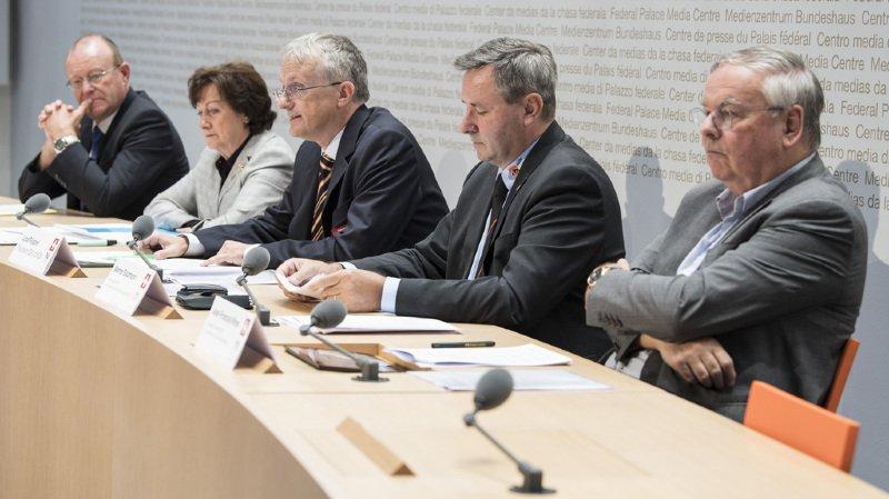 Durcissement de la loi sur les armes: les tireurs et l'UDC dénoncent un diktat de l'UE