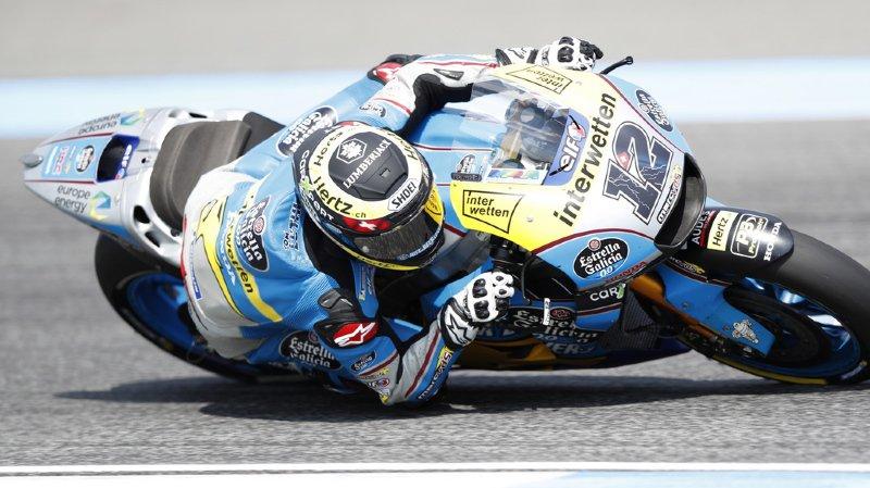 Moto - GP de Thaïlande: Thomas Lüthi largué, la victoire pour l'Espagnol Marc Marquez