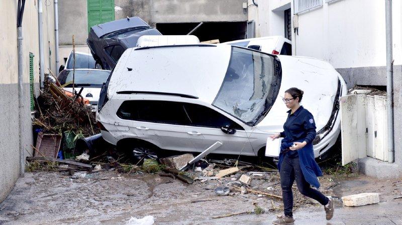 Espagne: au moins 10 morts dans des inondations à Majorque