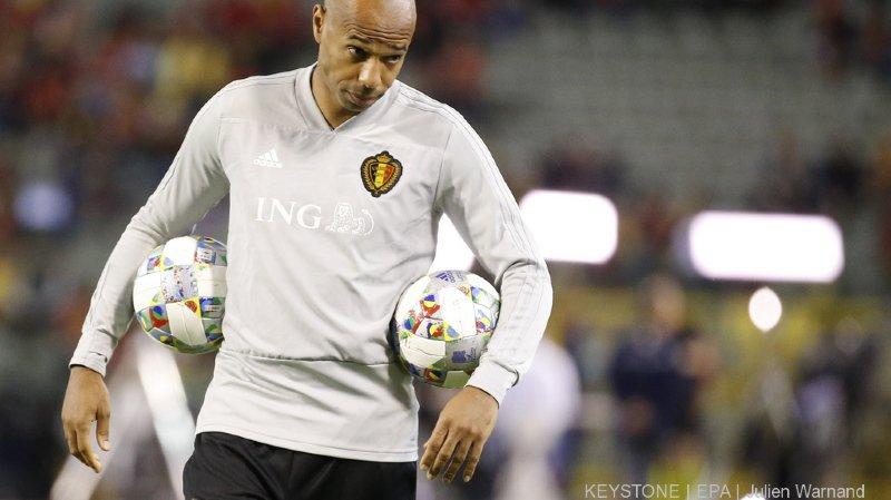 Football: l'ancien international français Thierry Henry est le nouvel entraîneur de Monaco