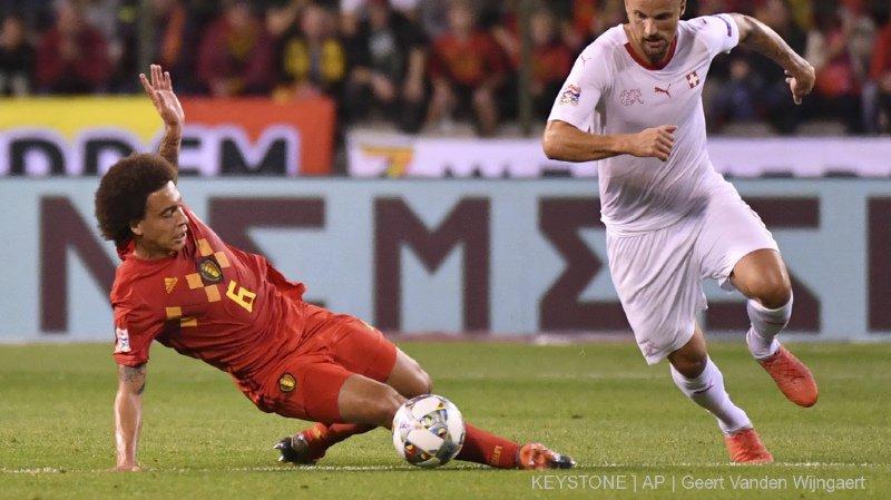 Football - Ligue des Nations: la Suisse battue 2-1 par la Belgique sur un doublé de Lukaku