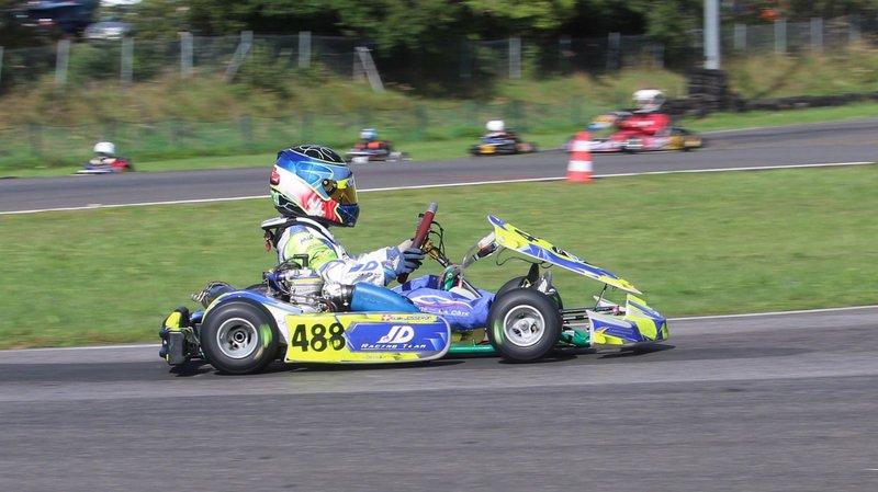 Kilian Josseron vice-champion du Trofeo Vega