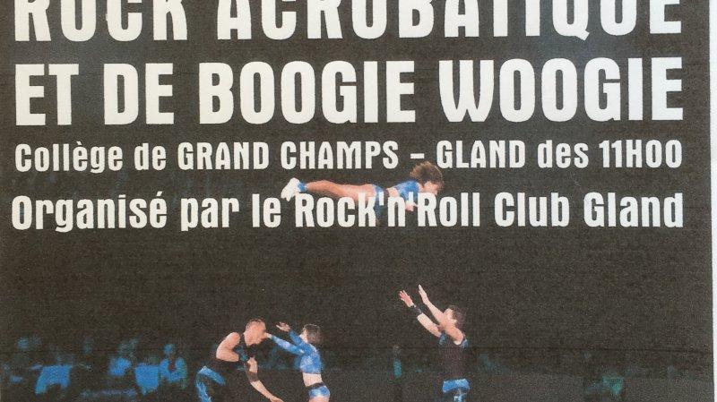 SRRC Cup - Rock acrobatique & Boogie woogie