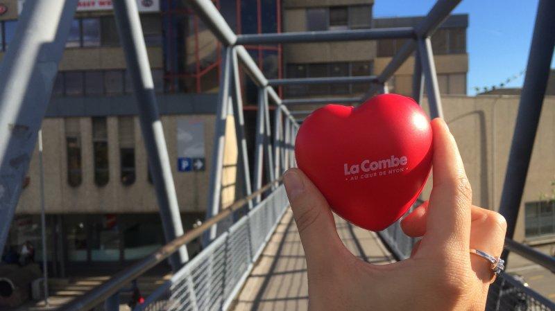 Chasse aux cœurs à La Combe!