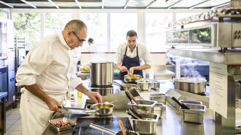 Les Ravet surfent depuis 25 ans au sommet de la gastronomie suisse