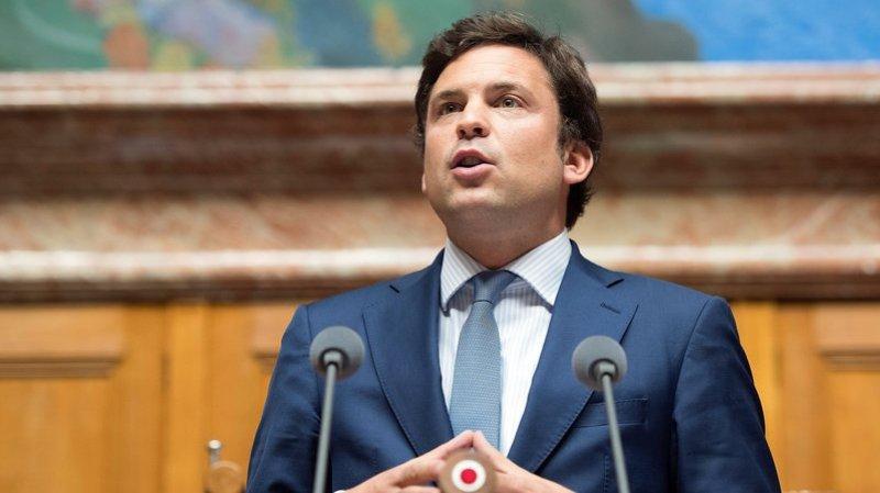 Guillaume Barazzone ne sera pas candidat au Conseil des Etats.