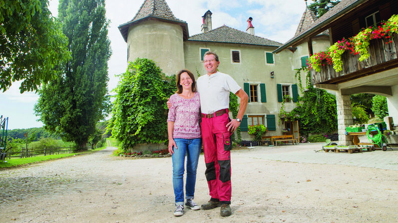 A Bois-Bougy, la famille Baumgartner cultive des produits de proximité