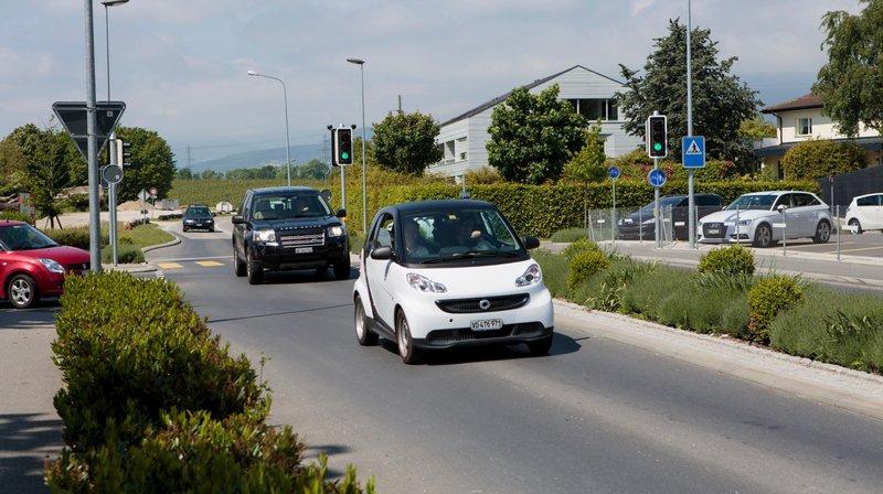 Eysins espère concrétiser ses voies de mobilité douce avec le contournement de Nyon