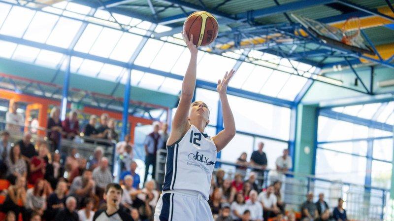 Le Nyon Basket féminin s'envole, DEL Basket dégringole
