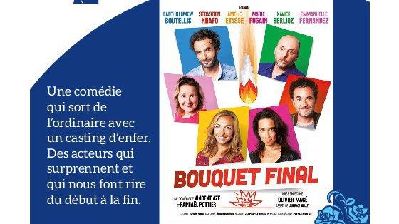CATS - Bouquet final