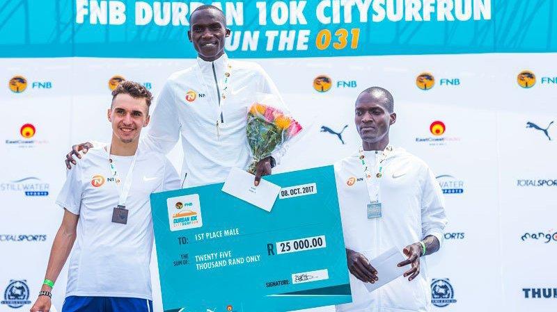 Athlétisme: le Genevois Julien Wanders bat le record d'Europe du 10 km de Mo Farah