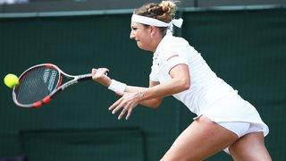 Tennis: Timea Bacsinszky monte au classement