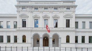 Tribunal pénal fédéral: trois Suisses jugés pour une fraude de plusieurs millions