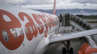 Transport aérien: la tension monte entre la direction et le personnel de cabine d'Easyjet Suisse