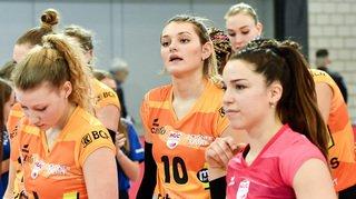 Volleyball: le LUC tombe d'entrée, le NUC bat Genève