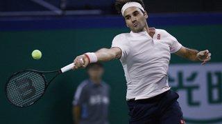 Tennis: Federer bat Nishikori en deux sets, il affrontera Coric en demi-finale du tournoi de Shanghai