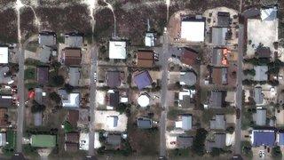 Intempéries: l'ouragan Michael balaye la Floride avec violence